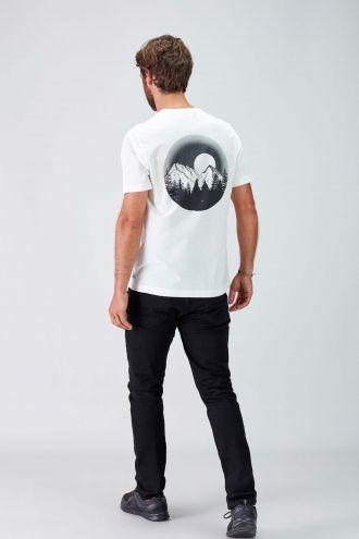 MOUNTAINS - Recycled Graphic T-shirt for Men