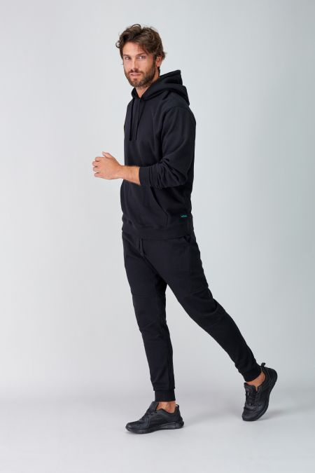 SPORTSWEAR - Recycled Joggers Pants in Black