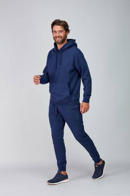 SPORTSWEAR - Recycled Jogger Pants in Navy