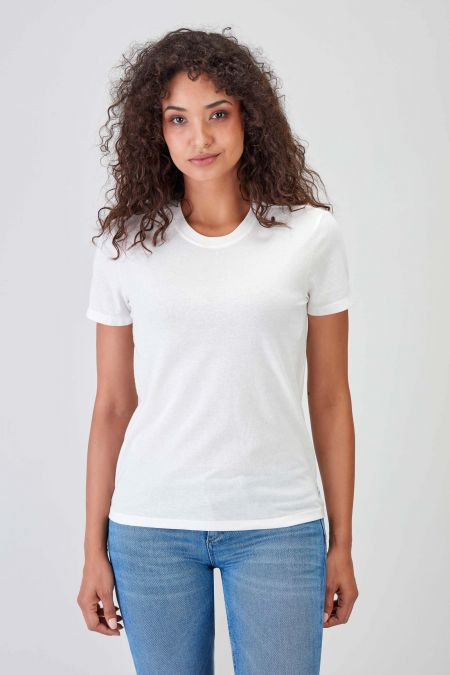 BASIC - Recycled Regular T-shirt Women