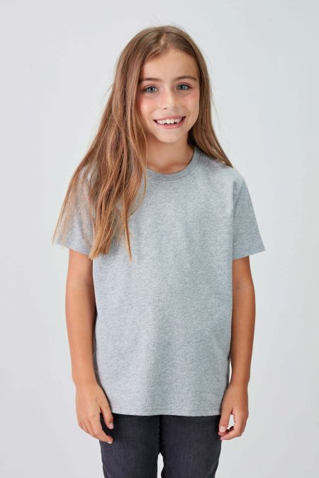 NÜWA Basic - Recycled T-shirt in Grey