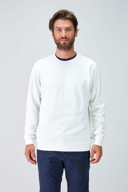 NÜWA Basic Natural Sustainable Sweat Men