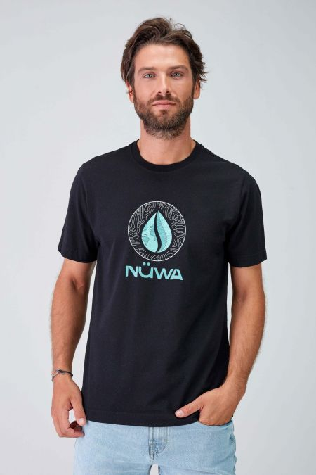 LOGO - Recycled graphic T-shirt for Men