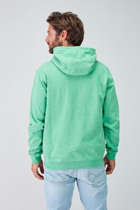 Basic Recycled Hoodie for Men
