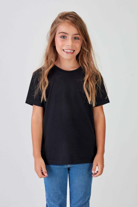NÜWA Basic - Recycled T-shirt in Black