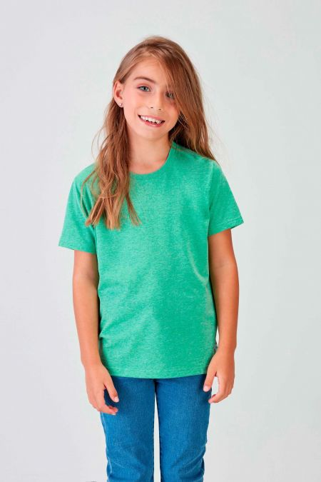 NÜWA Basic - Recycled T-shirt in Green