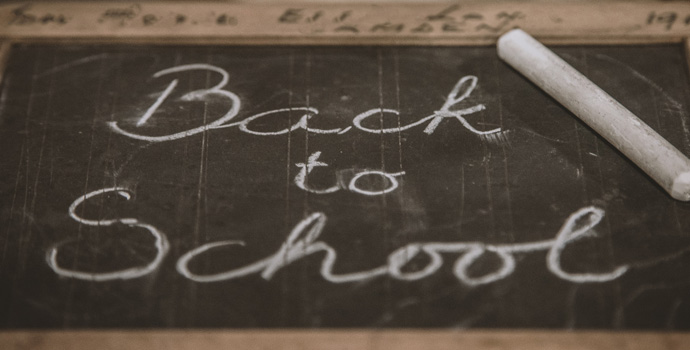 8 green tips for going back to school