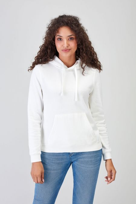 NÜWA Basic Natural Sustainable Hoodie Women