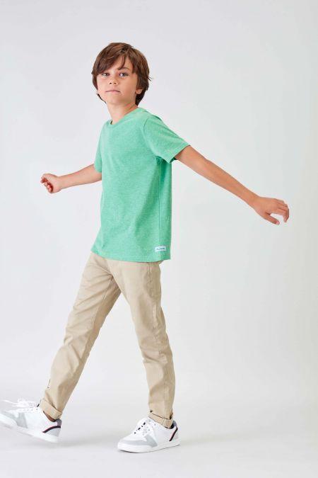 NÜWA Basic - Recycled T-shirt in Green