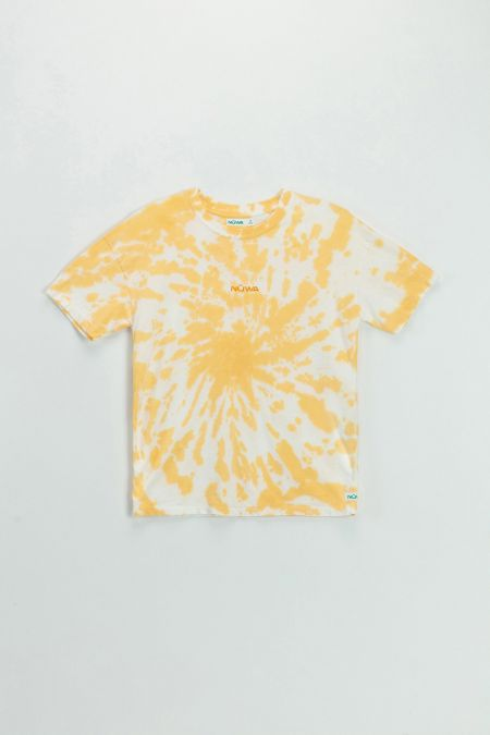 Add Color To Your Life - Organic Cotton Sun Tie Dye T-shirt