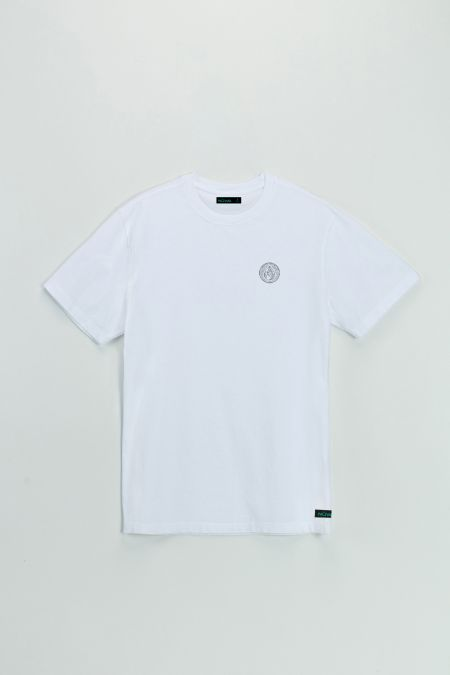 Oversize Premium Tee - Organic Cotton T-Shirt in White